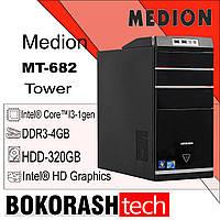 Системний блок Medion MT 682 / Tower 1156 /  Intel Core I3 1-gen / DDR3-4GB  / HDD-320GB  (к.00101086), фото 1