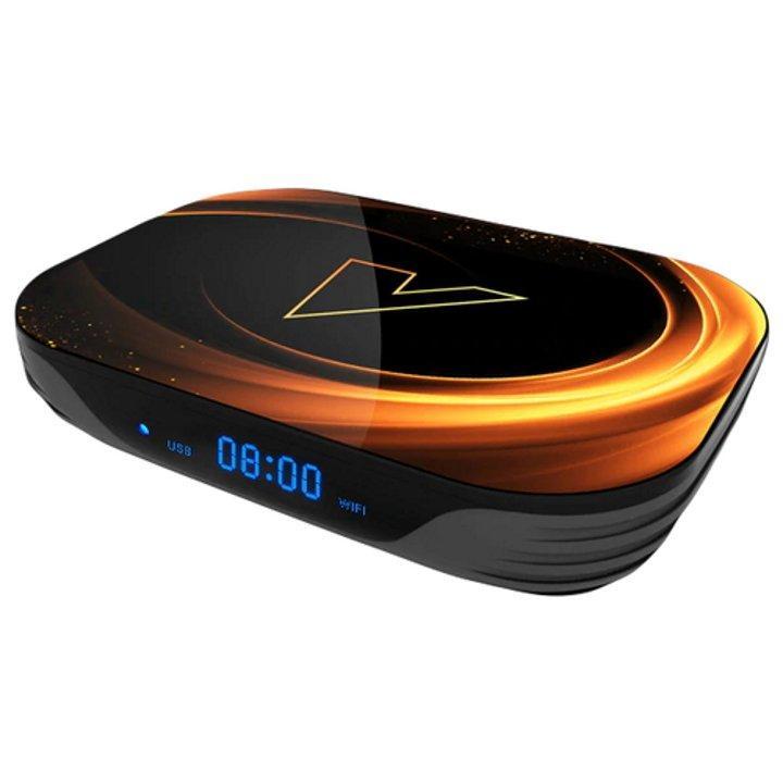 Смарт ТВ-приставка VONTAR X3 4/64Gb