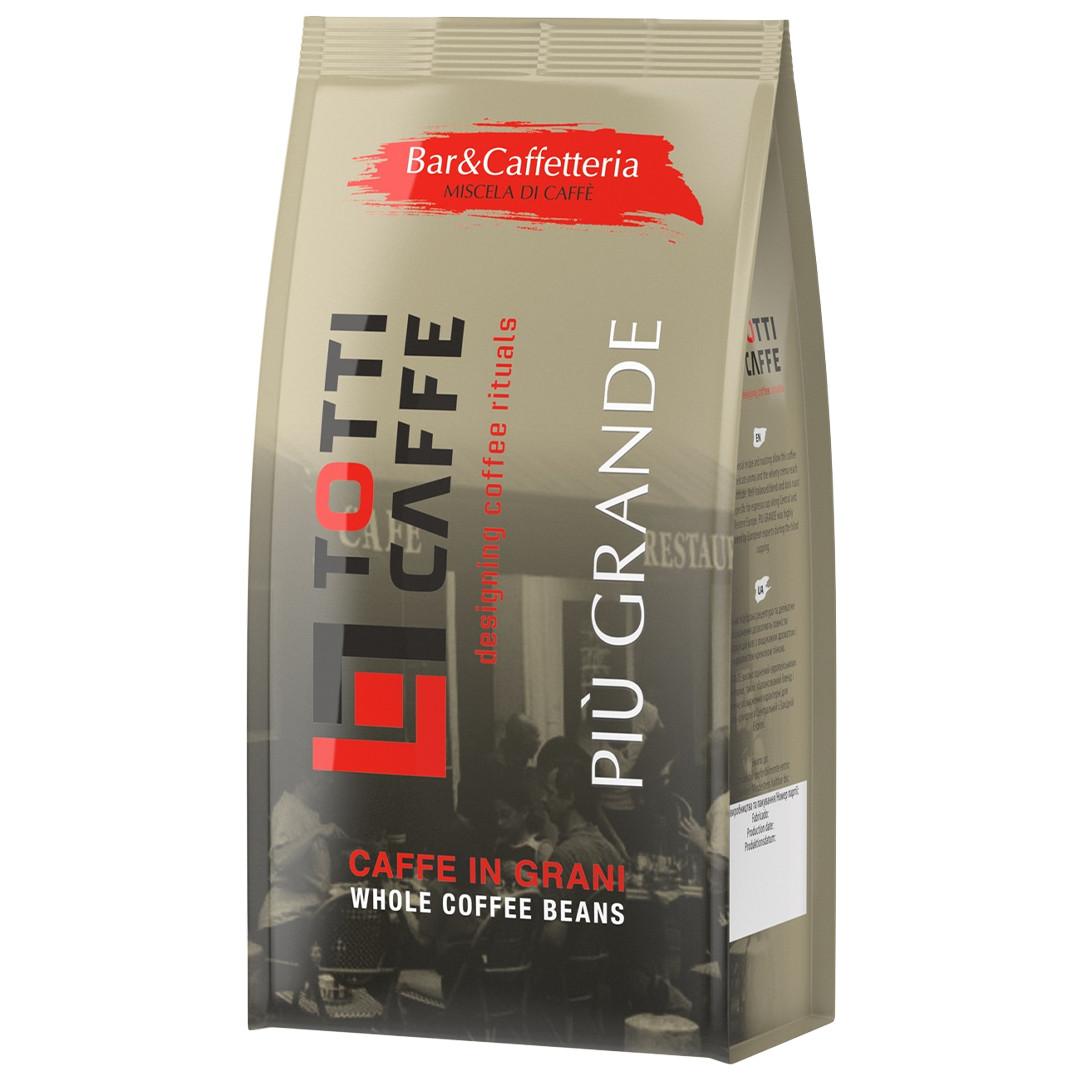 Кава в зернах Totti Caffe Piu Grande 1 кг.