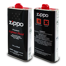 Бензин  для каталитических грелок и зажигалок Zippo 355 ml 3165