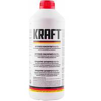 Антифриз Kraft G12/12+ Red концентрат для системи охолодження 1.5 л (KF103)