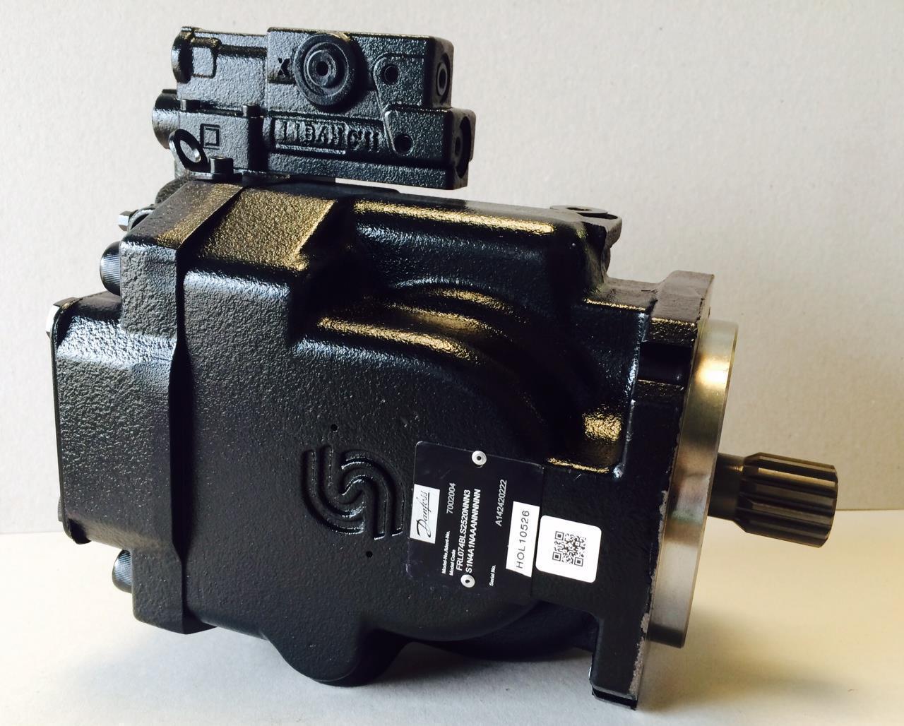 Ремонт Sauer Danfoss 51V110 (51D110)