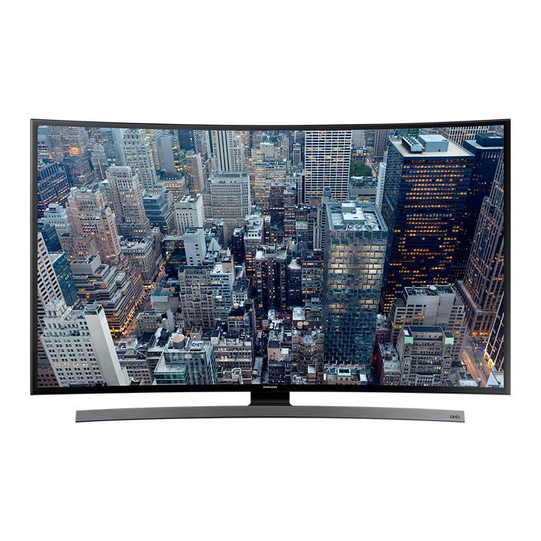 Телевизор Samsung UE65JU6700 (1200Гц, Ultra HD 4K, Smart, Wi-Fi, ДУ Touch Control, изогнутый экран)