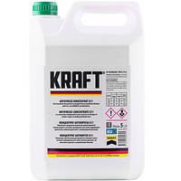 Антифриз Kraft G11 Green концентрат для системи охолодження 5 л (KF119)