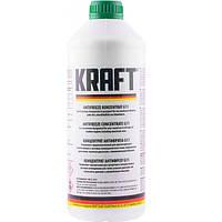 Антифриз Kraft G11 Green концентрат для системи охолодження 1.5 л (KF118)