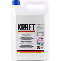 Антифриз Kraft G11 Blue концентрат для системи охолодження 5 л (KF102)