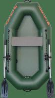 Надувная лодка Колибри K-190 Super Light