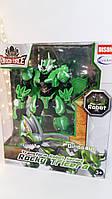 Трансформер Dragon force, Робот-трансформер DISON зеленый W 6688-5