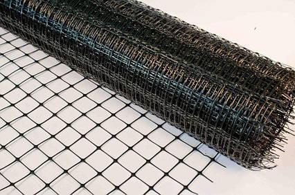 Сітка пластикова Універсал L (2м*100м, яч.22*35мм)/ вольерная сітка