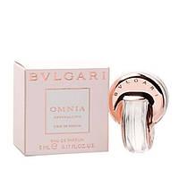 Bvlgari Omnia Crystalline L'Eau de Parfum парфюмированная вода женская 5 ml Оригинал