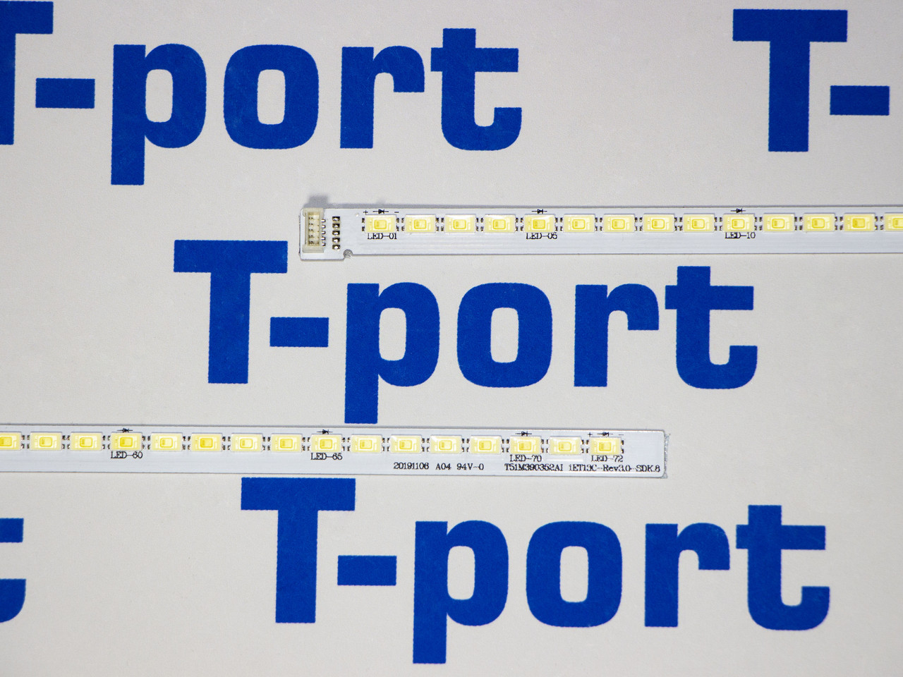 Торцева підсвітка T51M390352AI 1ET13C T52M390354AI1ET13T35 REV1.0 SDK.39