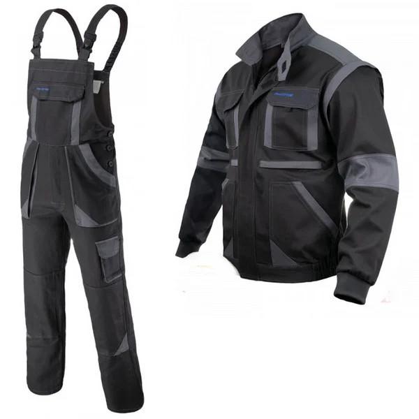 Рабочий костюм Куртка-Жилетка и Полукомбинезон PROCOTTON