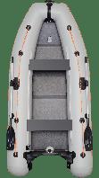 Надувний човен Колібрі KM-330 DL