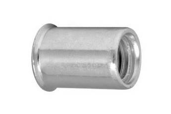 Заклепки гайки М6х14.5 мм Потай (Гайки клепальные)