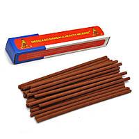 Благовония Mandala Incense, аромапалочки Мандала натуральные для йоги