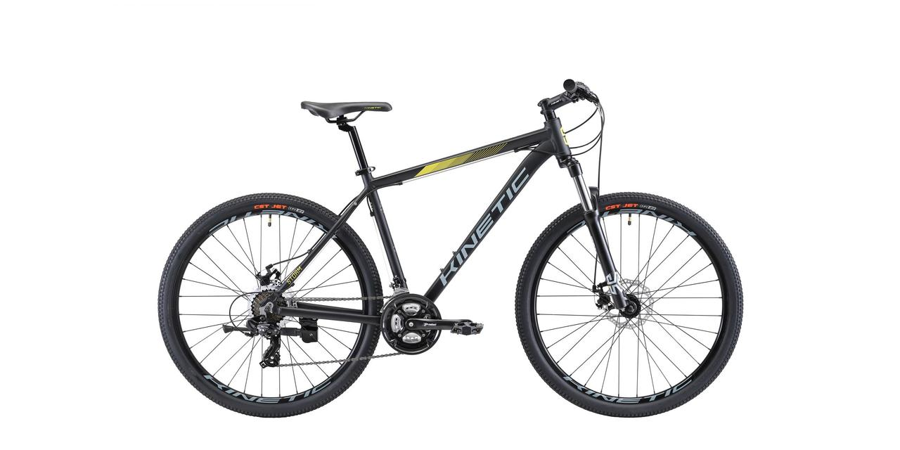 Велосипед 27.5 Kinetic STORM 2021