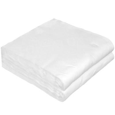 Одноразовые полотенца в пачке Panni Mlada 35*40 см (50шт/уп), спанлейс, 40гр/м2  текстура : гладкая