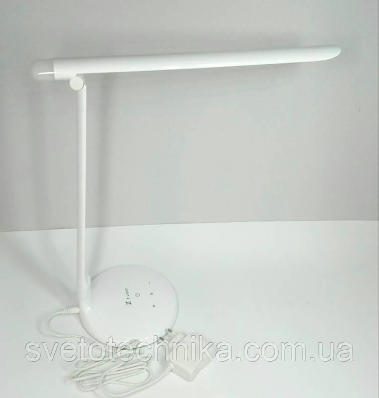 Зетлайт 10W  світлодіодна лампа настільна