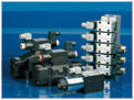 Дискретные гидрораспределители плиточного монтажа (с электромагнитным, гидро- или пневмо - управлением)Atos