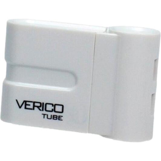 Флешка USB 2.0 Verico Tube 4GB, (Білий)