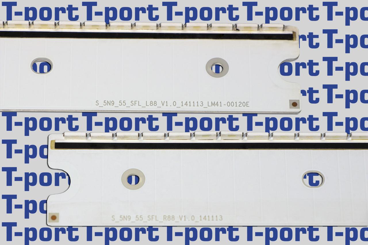 Торцевая подсветка S_5N9_55_SFL_R88_V1.0_141113 LN41-00120F, BN96-34774A 34775A V5EU-550SMA-R1 V5EU-550SMB-R1