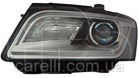 Фара ліва електро D3S+LED для Audi Q5 2012-17