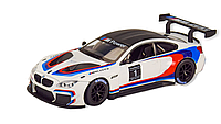 Машинка металлическая Автопром 68255В BMW M6 GT3
