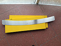 Накладка на задний бампер Skoda Octavia A4 Tour (универсал) Combi