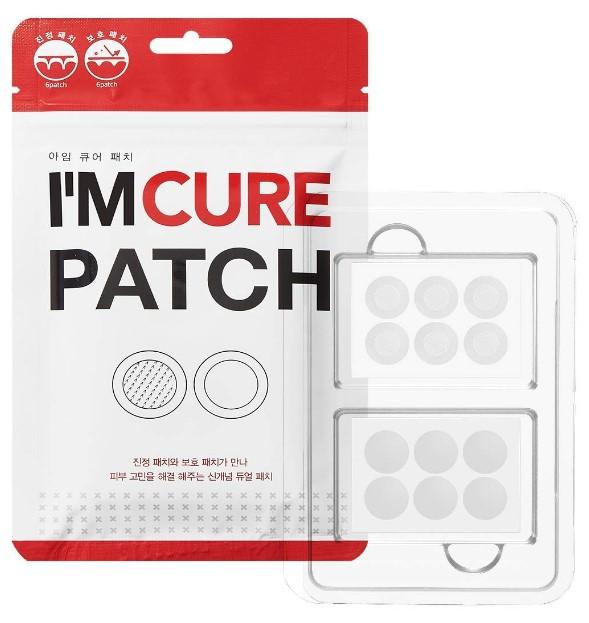 Патчі від прищів Karatica i'm Cure Patch 12 шт