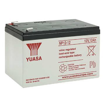 Аккумуляторная Батарея для ИБП Yuasa NP12-12 12V 12Ah  (151*98*97,5) Q4