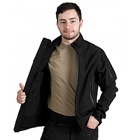 Куртка Soft Shell Intruder Black, фото 2