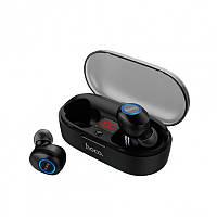Беспроводные Bluetooth наушники гарнитура Hoco ES24 Original Black TWS