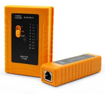 Кабельний тестер Merlion CT468, RJ-45, HDMI - вихід
