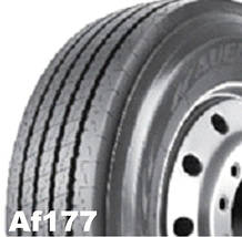 Грузовая шина 225/75R17.5  Aufine AF177 (Рулевая), фото 3