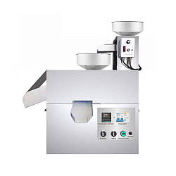 Шнековый маслопресс Oil Extractor OP-50-2 с автоматическим дозатором пресс для холодного отжима