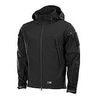 Куртка M-TAC SOFT SHELL - BLACK