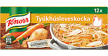 Кубик курячий для бульйону Knorr Tyukhusleveskocka 12х10g / 120g