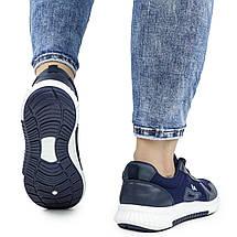 Женские кроссовки Dual ILA Fashion синие демисезонные 37 р. - 24,5 см (1339896662), фото 3