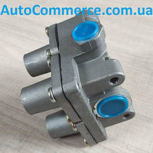 Клапан тормозной защитный 4-х контурный FOTON 1069/1061 AUMARK, ФОТОН (1106635615001), фото 3
