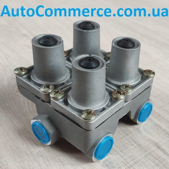 Клапан тормозной защитный 4-х контурный FOTON 1069/1061 AUMARK, ФОТОН (1106635615001)