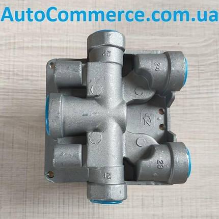 Клапан тормозной защитный 4-х контурный FOTON 1069/1061 AUMARK, ФОТОН (1106635615001), фото 2