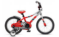 """Велосипед 16"""" Schwinn Gremlin boys 2016 red/silver"""