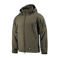 Куртка M-TAC SOFT SHELL - OLIVE