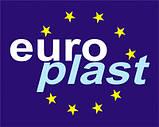 """Харчова фляга пластикова 75 літрів 30 см """"EURO PLAST"""", фото 2"""
