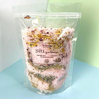 Морська сіль з сухоцвітом Top Beauty SPA для ванної 600г