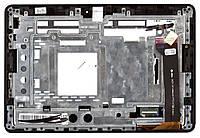 Матрица с тачскрином (модуль) для ноутбука Asus MeMO Pad 10 ME102A черный с рамкой. Cняты с планшетов