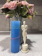 """Эксклюзивный Силиконовый молд ЗД формата """"Оскар статуэтка», 17см"""