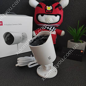 Уличная камера Xiaomi Yi Outdoor Camera , наружная влагостойкая