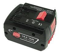 Аккумулятор для шуруповерта Bosch 2607336078 3.0Ah 14.4V черный Li-Ion