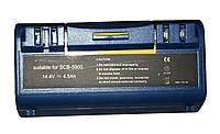 Аккумулятор для пылесоса iRobot Scooba 5900, 330, 340, 380, 6000, 5800, 5950, 5999 3500mAh 14.4V синий